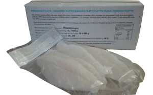 8200 Pangasius filet